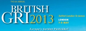 British GRI 2013 logo