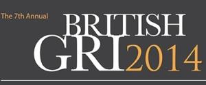 British GRI 2014 logo