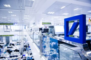 Handelsraum Deutsche Bank